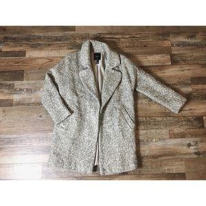 Forever 21 Wool Blend Coat
